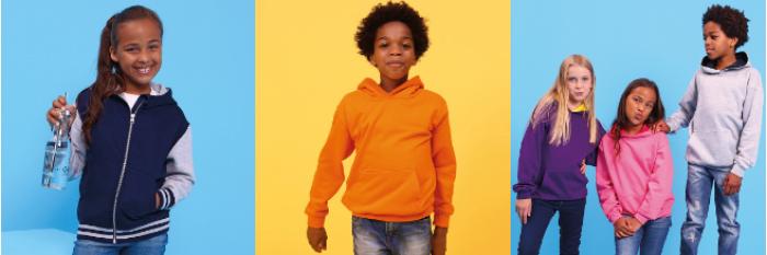 Kids hoodies kinderen