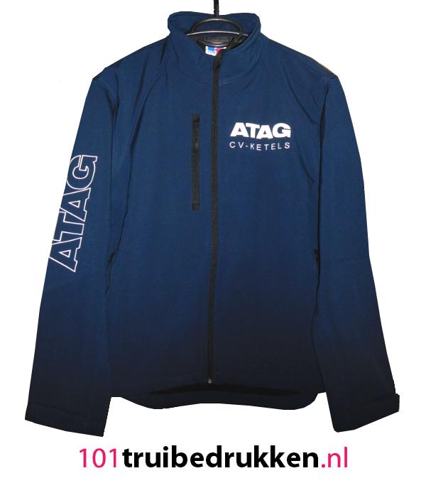 ATAG bedrukking jas