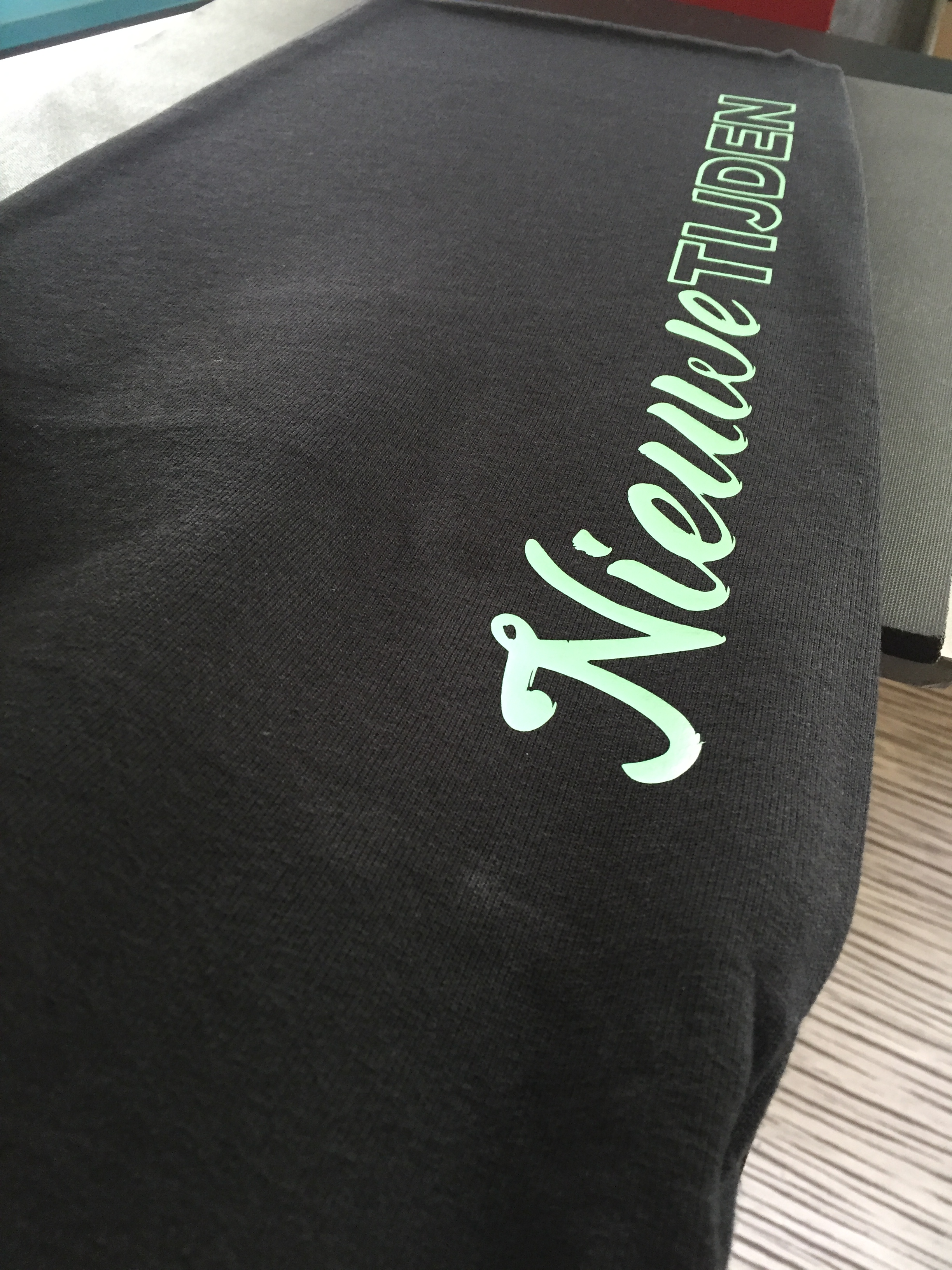 Textiel bedrukken Groningen