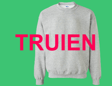 goedkoop truien bedrukken online