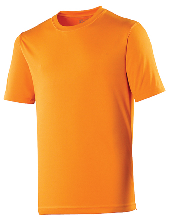 AWDis Just Cool Sportshirt JC001 Orange Crush