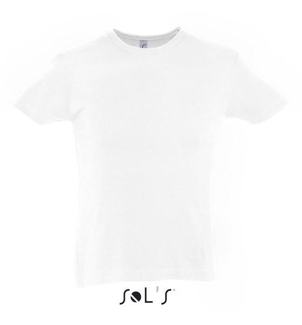 Sols City t-shirt wit