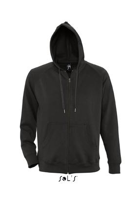 Sols Story Zip Hooded sweater Black