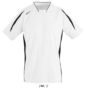 Sols Maracana Kids White - Black