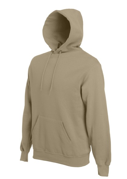 Fruit of the Loom hoodie sweater SC244C Khaki