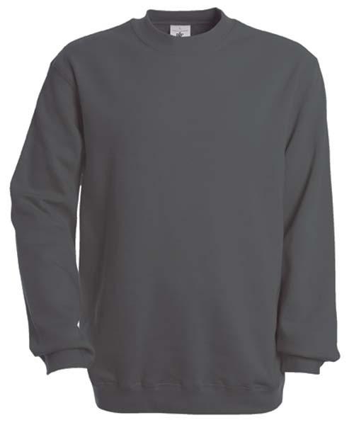 BC Setin Sweater Donkergrijs