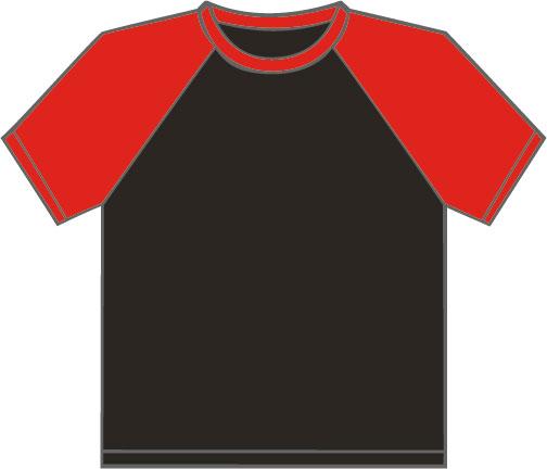 K330 Black - Red