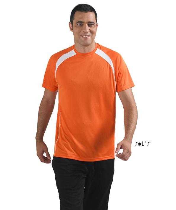 Sols heren T-shirt Match