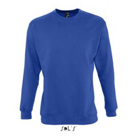 Sols Supreme Unisex Sweater royal blue