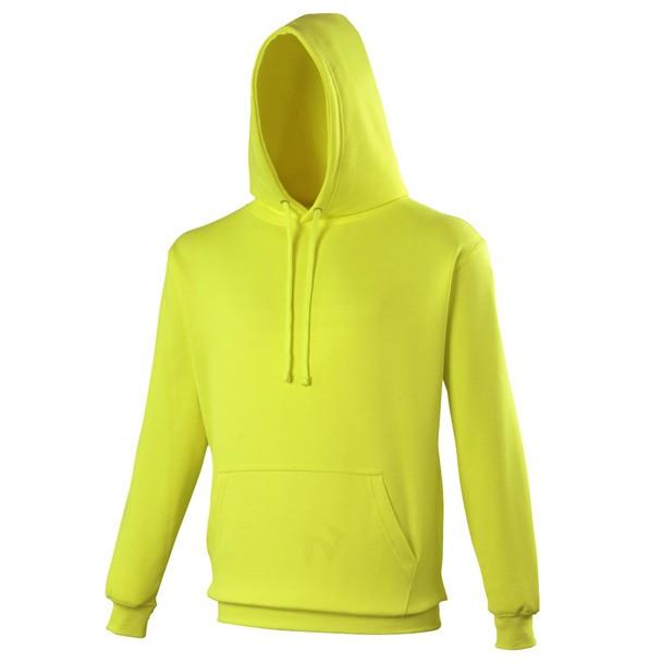 AWDis Kids electric hoodie kind yellow