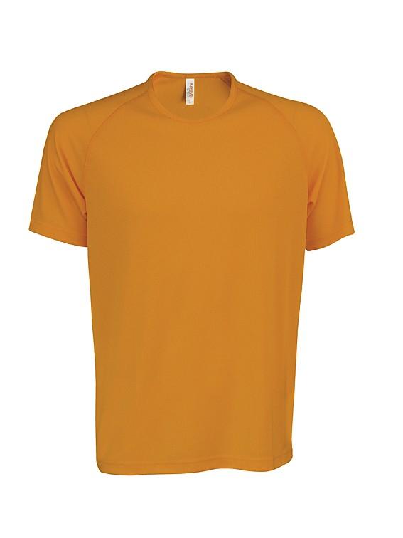 Heren Sport T-shirt KS032 Orange