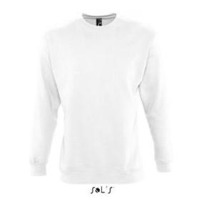 Sols Supreme Unisex Sweater white