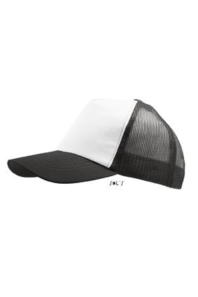 Sols Bull White - Black