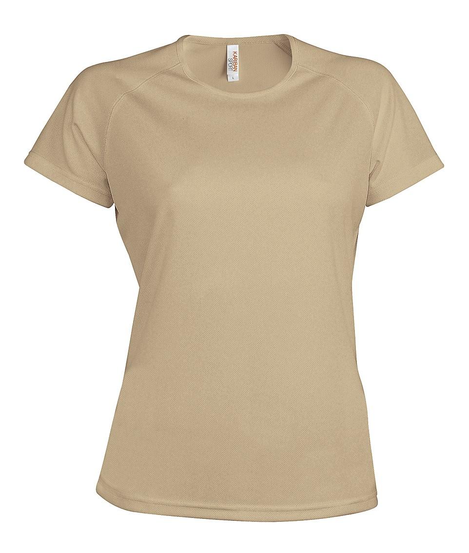 Heren Sport T-shirt KS030 Sand