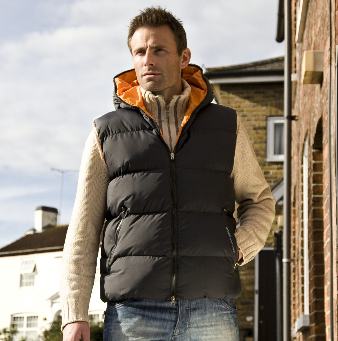 R190X Bodywarmer Outdoor