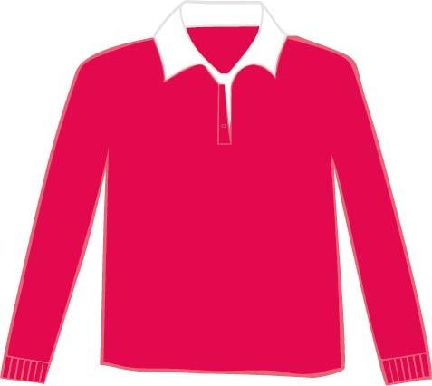 LEM3215 Pink Sorbet - White