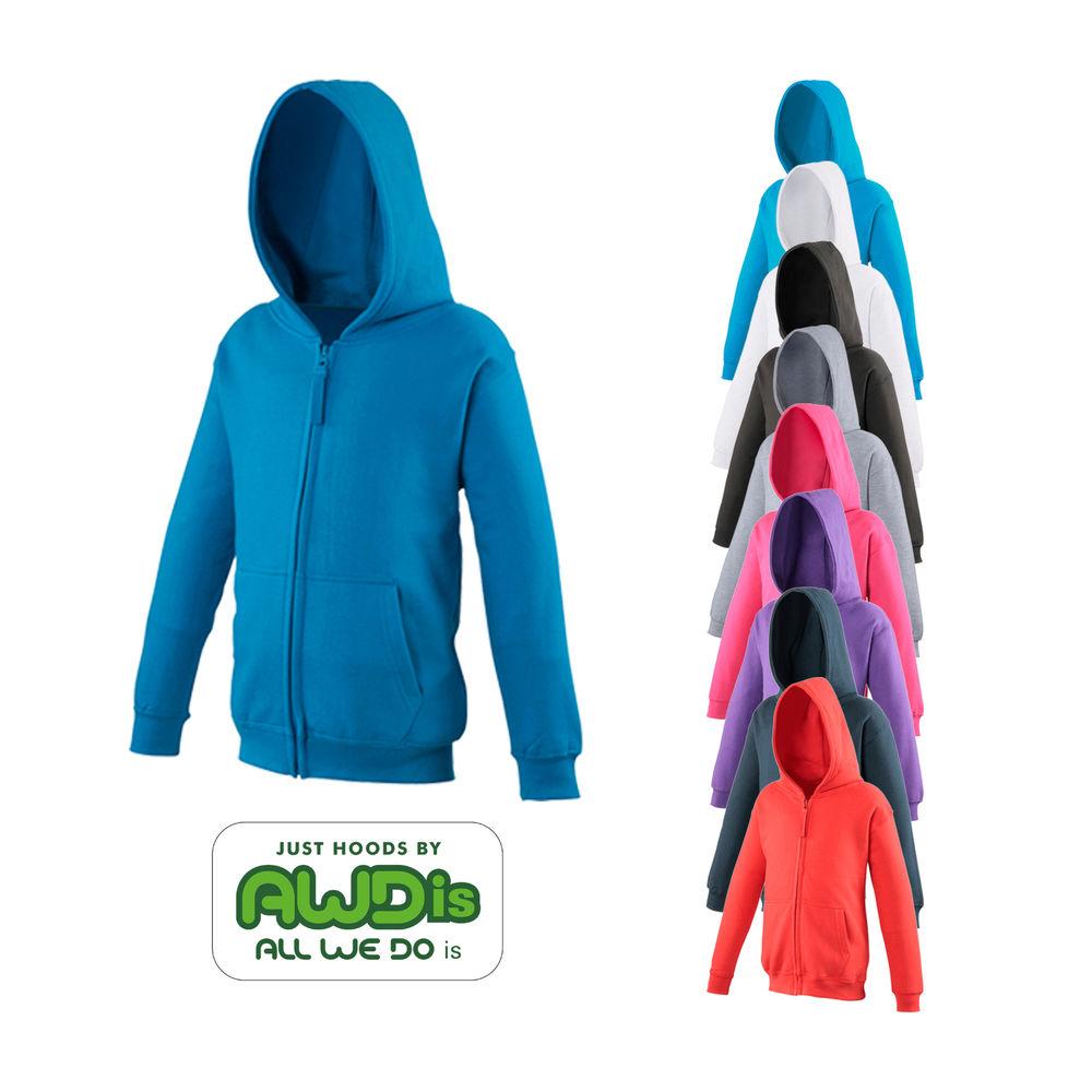 AWDis Hoods Kids zoodie kleuren