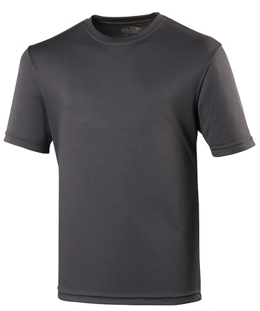 AWDis Just Cool Sportshirt JC001 Charcoal