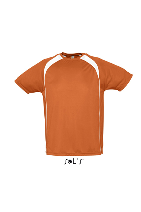 Sols Match Orange - White