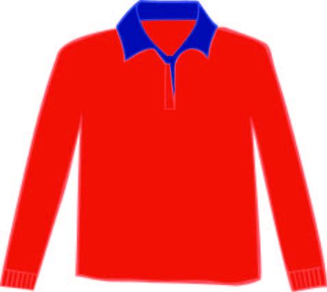 LEM3215 Red - Denim