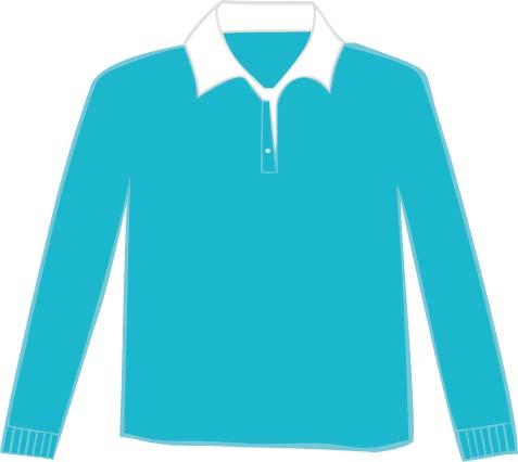LEM3215 Turquoise - White