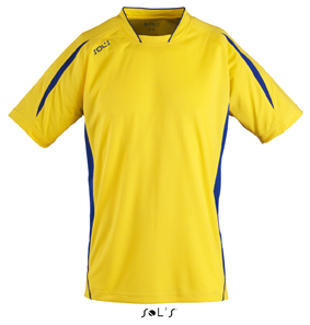 Sols Maracana Kids Lemon - Royal Blue
