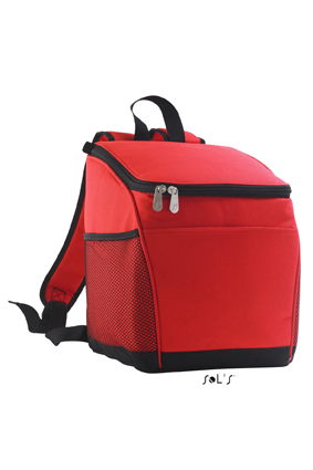 Iso Back Pack Red