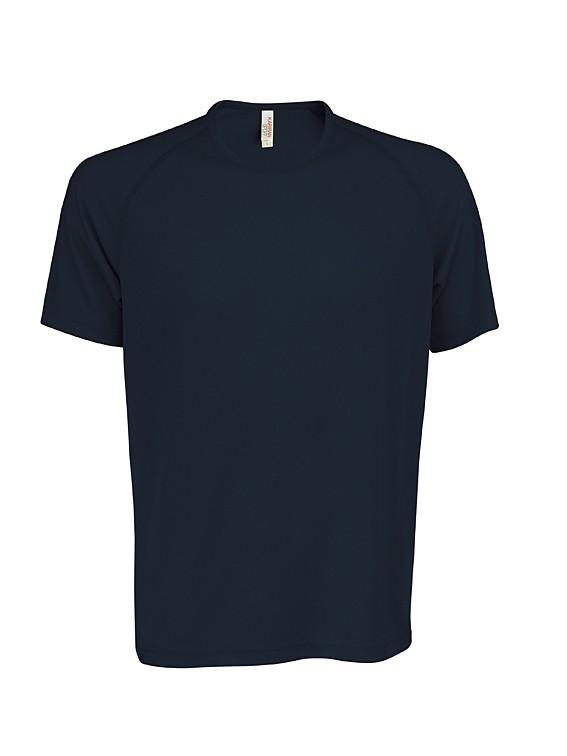 Heren Sport T-shirt KS032 Navy