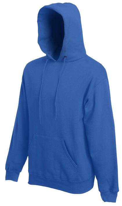 Fruit of the Loom hoodie sweater SC244C Royal Blue
