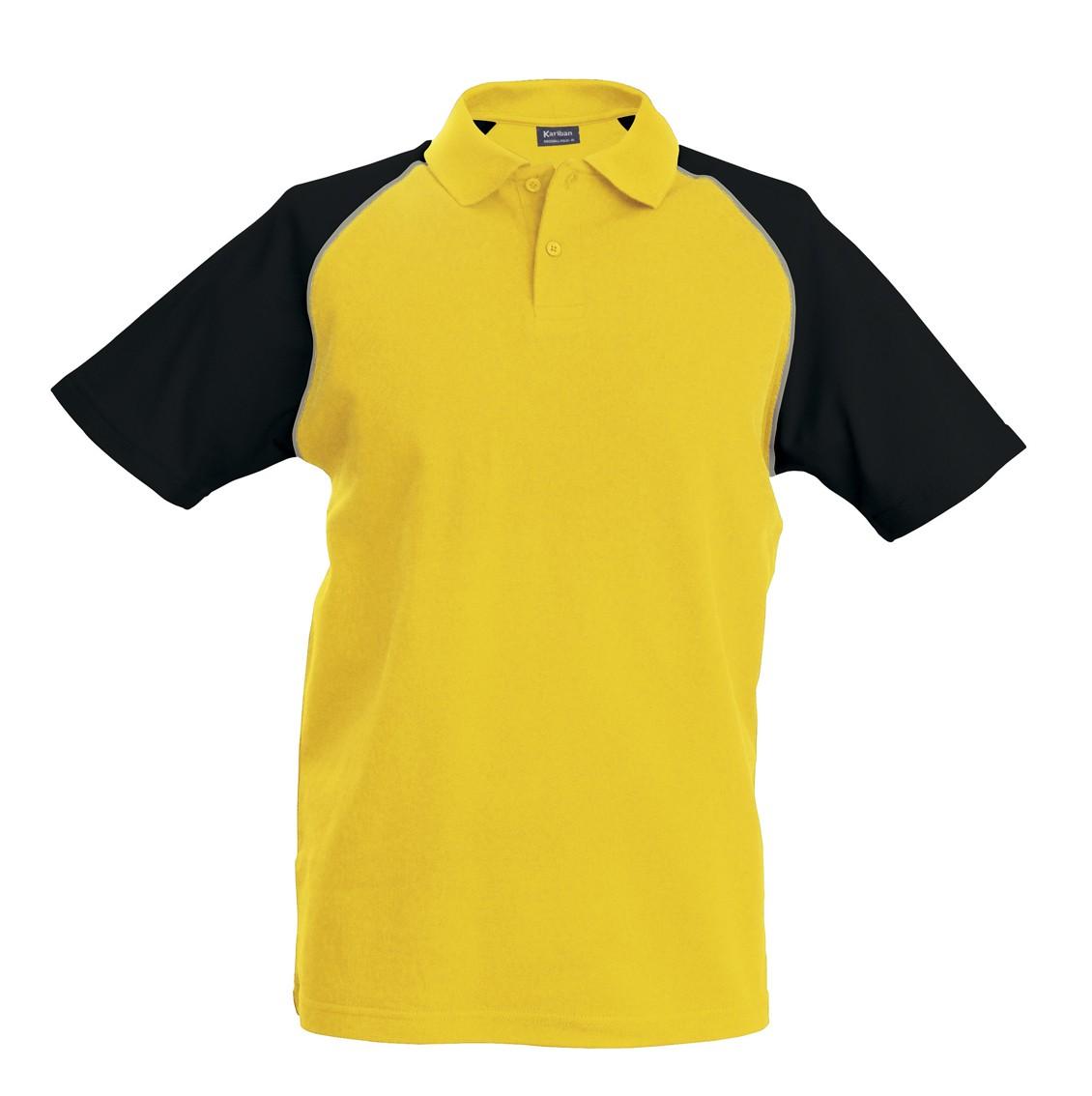 K226 Yellow - Black