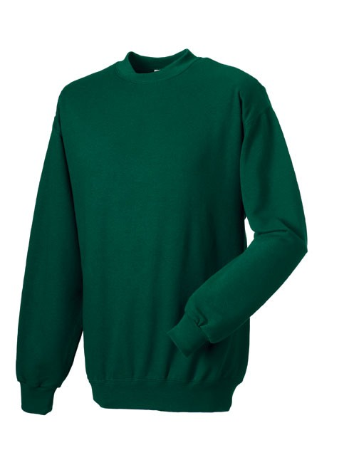Russell Set-in Sleeve Sweatshirt RU262M Bottle Green