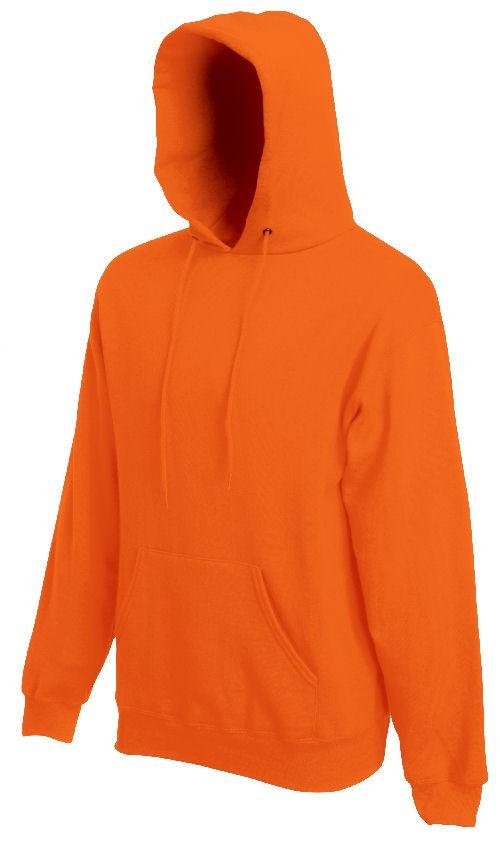 Fruit of the Loom hooded sweater SC244C Orange