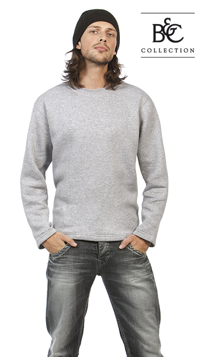 BC Open Hem sweater sfeerfoto 2