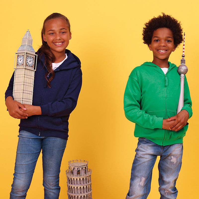 AWDis Hoods Kids zoodie