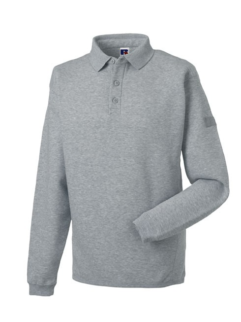 Russell Workwear Polo sweater RU012M Light Oxford
