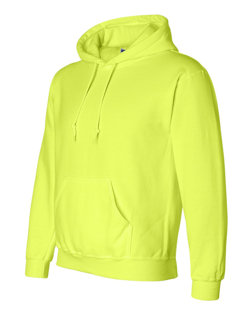 Gildan Ultra Blend Hooded sweater GIL12500 Safety Green