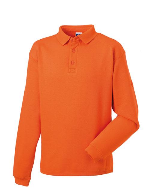 Russell Workwear Polo sweater RU012M Orange