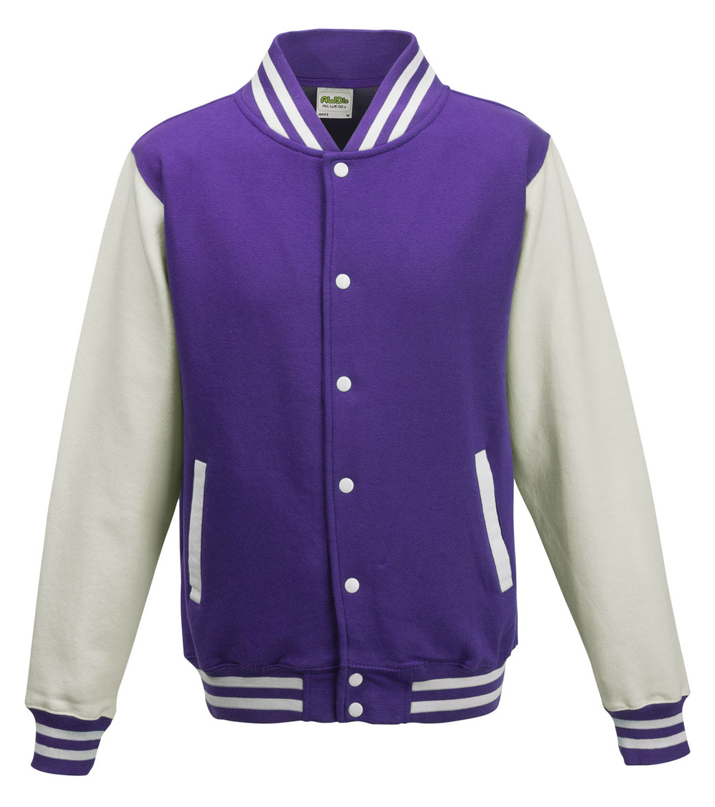 JH043 Purple - White