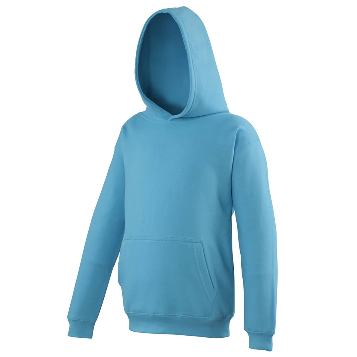 AWDis Hoods Kids Hoodie Sweater Kinderen Hawaiian Blue