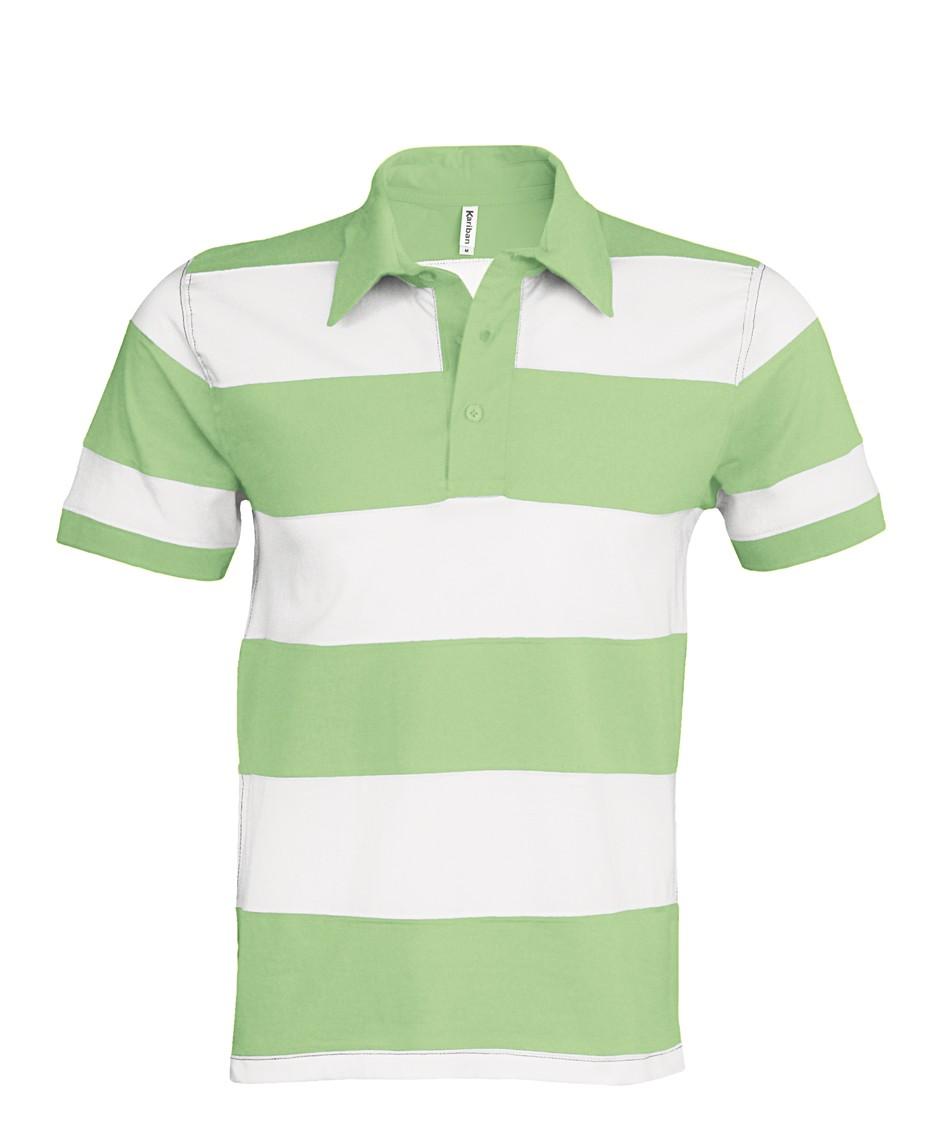 K237 Light Green - White