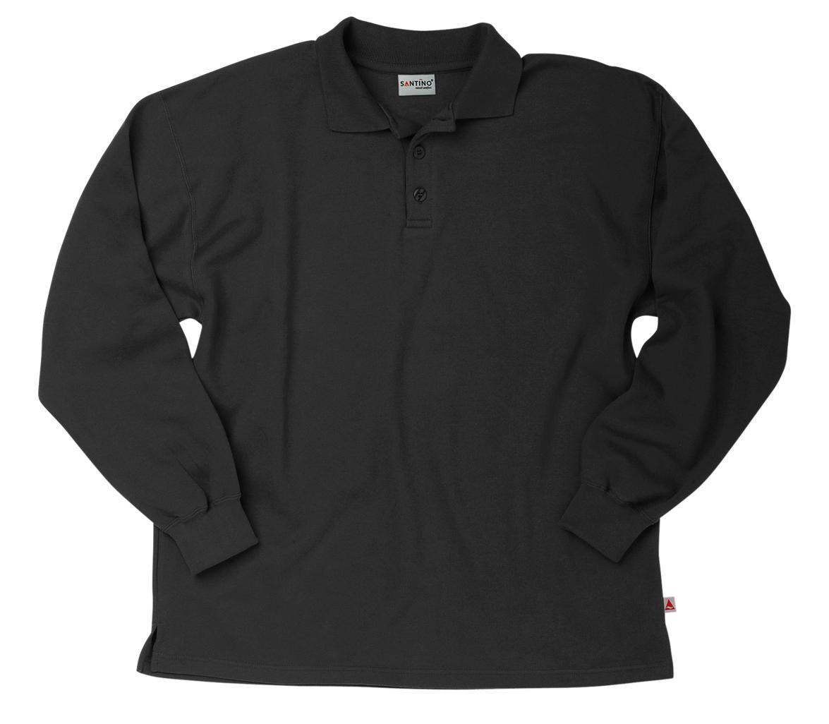 Santino Polosweater Rick Zwart