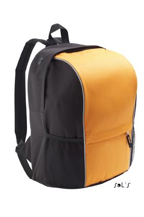 Sols Jump Orange - Black