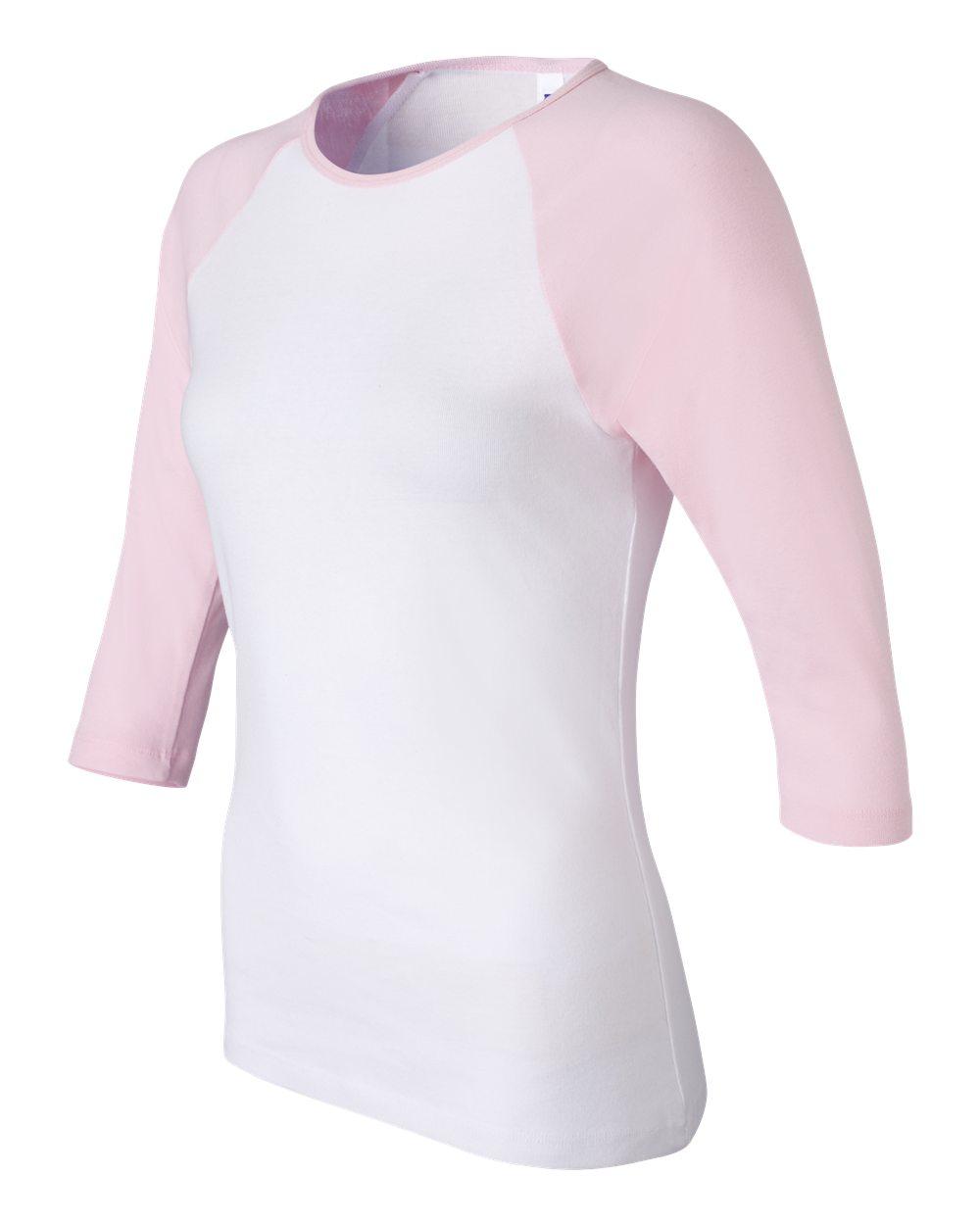 Bella 2000 White - Pink
