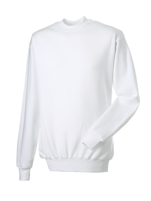 Russell Set-in Sleeve Sweatshirt RU262M White