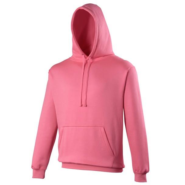 AWDis Kids electric hoodie kind electric hoodie pink