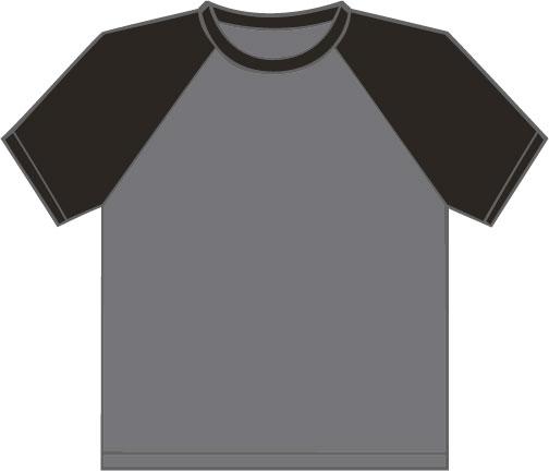 K330 Slate Grey - Black