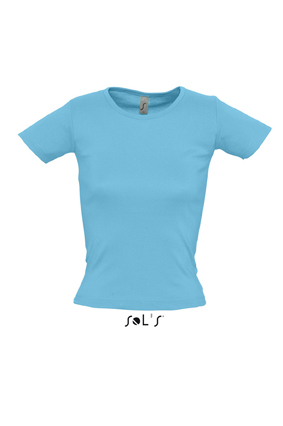 Sols Lady Rond Turquoise