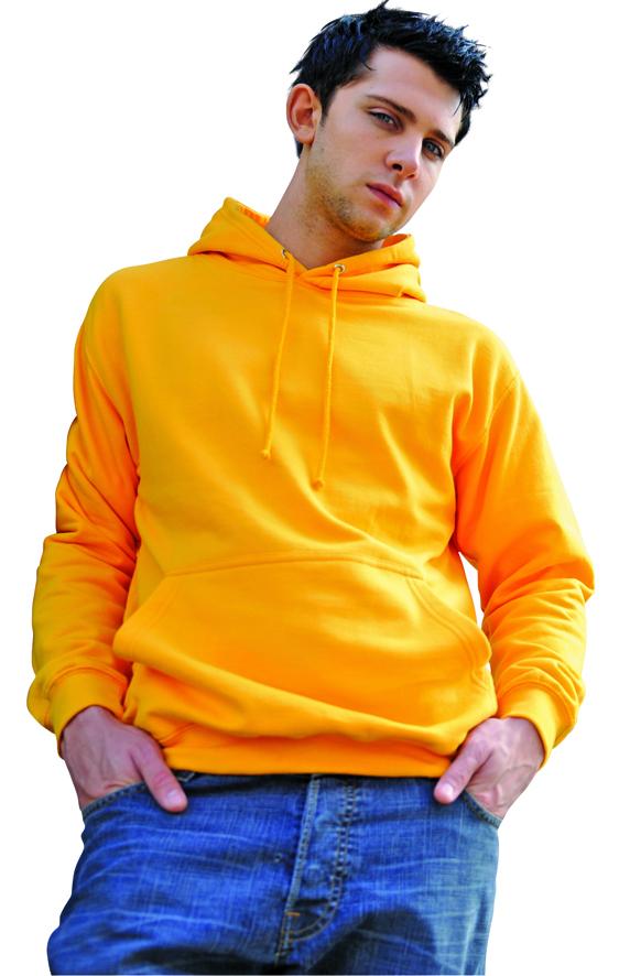 AWDis JH001 College hoodie Oranje