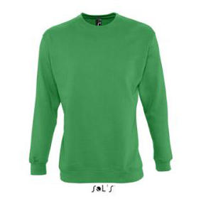 Sols Supreme Unisex Sweater kelly green