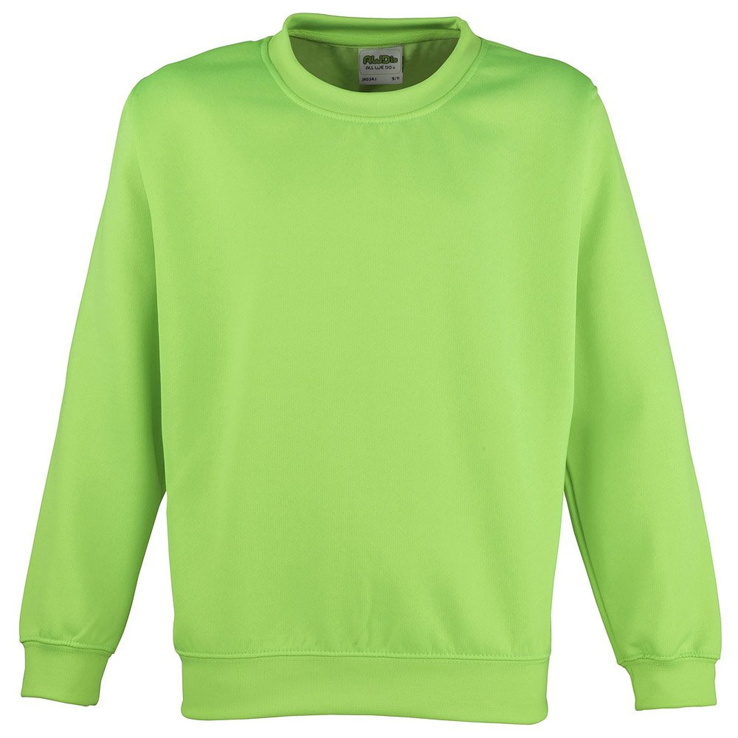 AWDis Electric Sweater green
